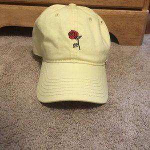 Neverworn beauty and the beast rose hat